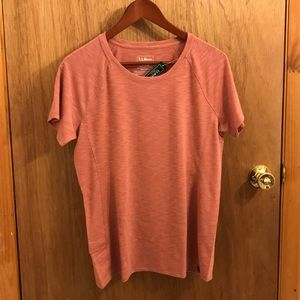 L.L. Bean Active Tee Shirt